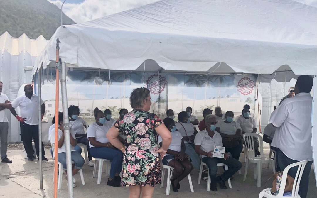 COVID-19 Vaccine Information Meeting